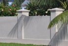 Arcadia South Barrier wall fencing 1