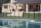 Arcadia South Glass fencing 2