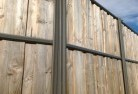 Arcadia South Lap and cap timber fencing 2