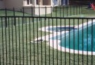 Arcadia South Pool fencing 2