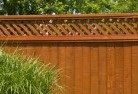 Arcadia South Privacy fencing 3