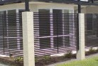 Arcadia South Slat fencing 11