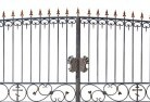 Arcadia South Wrought iron fencing 10