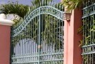 Arcadia South Wrought iron fencing 12