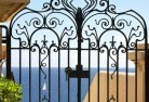 Arcadia South Wrought iron fencing 13