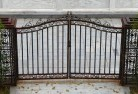 Arcadia South Wrought iron fencing 14