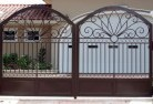 Arcadia South Wrought iron fencing 2