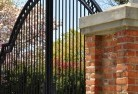 Arcadia South Wrought iron fencing 7