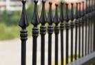 Arcadia South Wrought iron fencing 8