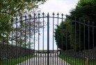 Arcadia South Wrought iron fencing 9